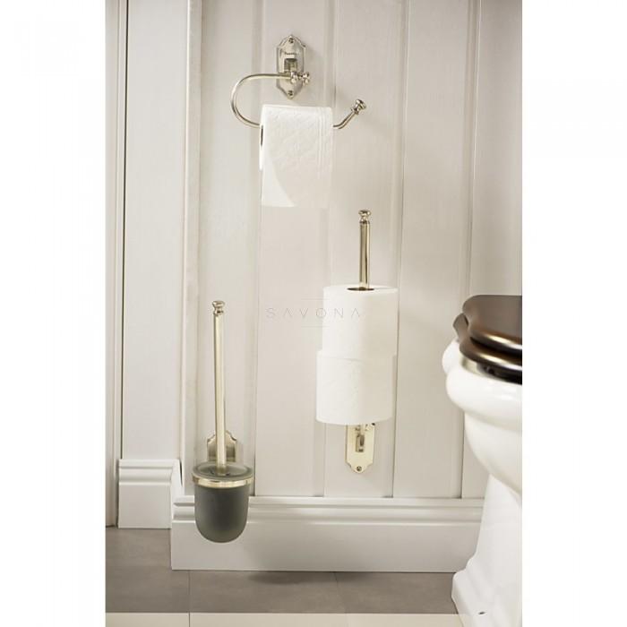 vintage wc popieriaus laikiklis be dangtelio. Black Bedroom Furniture Sets. Home Design Ideas