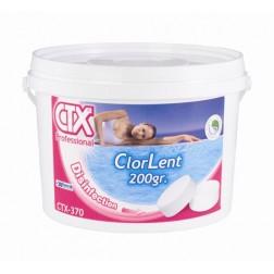 Chloro lėtai tirpstančios tabletės CTX-370 5 kg 250gr. tab.