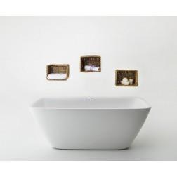 Akmens masės vonia Dune 174x77x63