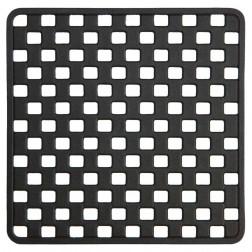 Vonios kilimėlis Sealskin Doby, 50x50 cm, juodas