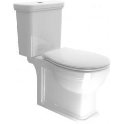 Kombi WC Classic pastatomas unitazas su nuleidimo mechanizmu