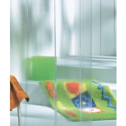 Vonios dušo užuolaida Sealskin Clear, skaidri (180x200)