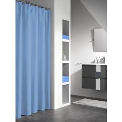 Vonios dušo užuolaida Sealskin Granada, mėlyna (120x200)