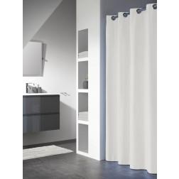 Vonios dušo užuolaida Sealskin Coloris, balta (180x200)
