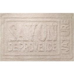 Vonios kilimėlis Sealskin Savon De Provence, 60 x 90 cm, rudas