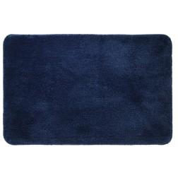 Vonios kilimėlis Sealskin Angora, 90 x 60 cm, mėlynas