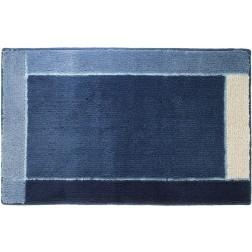 Vonios kilimėlis Sealskin Roma, 55 x 85 cm, mėlynas