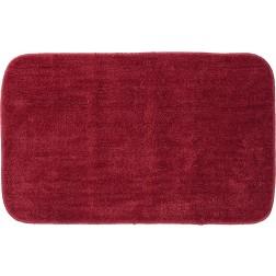 Vonios kilimėlis Sealskin Doux, 50 x 80 cm, raudonas