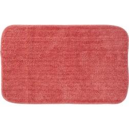 Vonios kilimėlis Sealskin Doux, 50 x 80 cm, oranžinis
