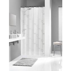 Vonios dušo užuolaida Sealskin Condens, skaidri (180x200)