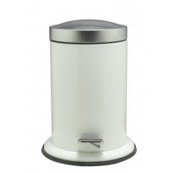 Šiukšliadėžė Sealskin Acero, balta, 3 l