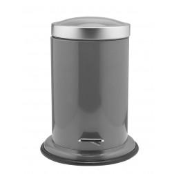 Šiukšliadėžė Sealskin Acero, pilka, 3 l