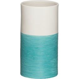 Vonios stiklinė Sealskin Doppio, aqua, pastatoma