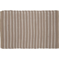 Vonios kilimėlis Sealskin , 60 x 60 cm, rudas