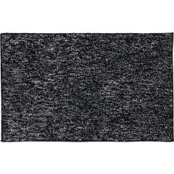 Vonios kilimėlis Sealskin Speckles, 80 x 50 cm, juodas
