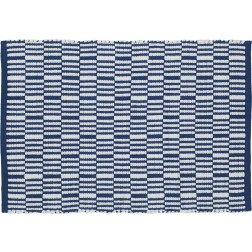 Vonios kilimėlis Sealskin Bandra, 90 x 60 cm, mėlynas
