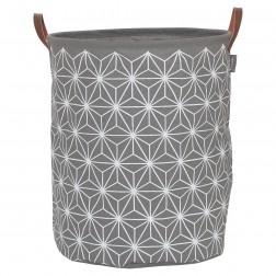 Skalbinių krepšys Sealskin Triangles, pilkas