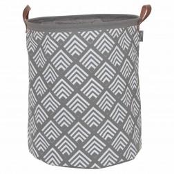Skalbinių krepšys Sealskin Angoli, pilkas
