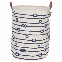 Skalbinių krepšys Sealskin Rope, ecru