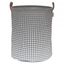 Skalbinių krepšys Sealskin Speckles, pilkas