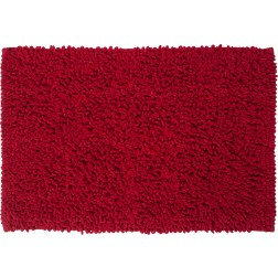 Tualeto kilimėlis Sealskin Twist, 90 x 60 cm, raudonas