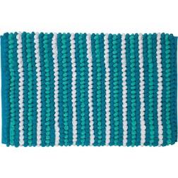 Vonios kilimėlis Sealskin Bright, 80 x 50 cm, melsvas