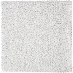 Tualeto kilimėlis Sealskin Twist, 60 x 60 cm, baltas
