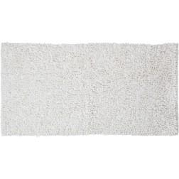 Tualeto kilimėlis Sealskin Twist, 120 x 60 cm, baltas