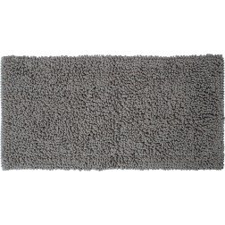Tualeto kilimėlis Sealskin Twist, 120 x 60 cm, pilkas