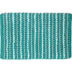 Vonios kilimėlis Sealskin Bright, 80 x 50 cm, žydras