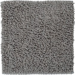 Tualeto kilimėlis Sealskin Twist, 60 x 60 cm, pilkas