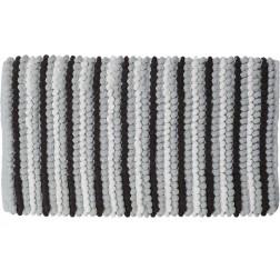 Vonios kilimėlis Sealskin Bright, 80 x 50 cm, juodas