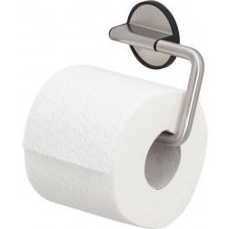 Tiger Tune tualetinio popieriaus laikiklis iš nerūdijančio plieno šlifuotas / juodas