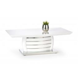 Kavos staliukas ALISON, 120/70/42 cm, balta