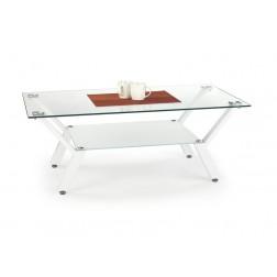 Kavos staliukas ALPINA, 120/65/45 cm, balta