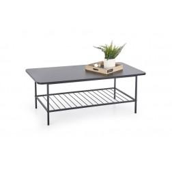 Kavos staliukas ALTANTA, 98/56/45 cm, juoda