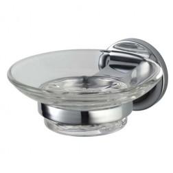 Aspen stiklinė muilinė su laikikliu
