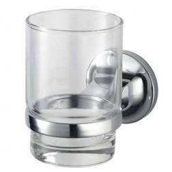 Aspen vienguba stiklinė su laikikliu