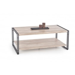 Kavos staliukas BAVARIA, 120/60/45 cm, medis