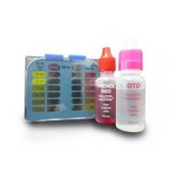 Testeris Cl ir pH lygiui nustatyti