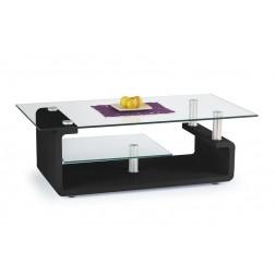 Kavos staliukas CYNTHIA, 120/65/40 cm, juoda