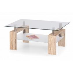 Kavos staliukas DIANA, 120/70/50 cm, medis