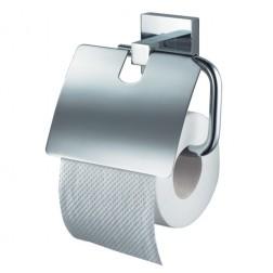 Haceka Mezzo tualetinio popieriaus laikiklis su dangteliu, chromas