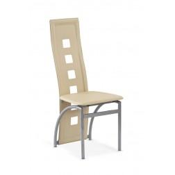 Metalinė kėdė K4-M, 44/49/106 cm, pilka