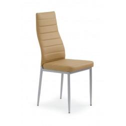 Metalinė kėdė K70, 41/50/98 cm, pilka