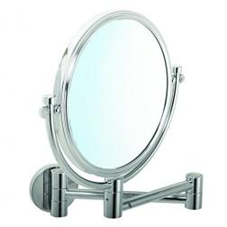 Kosmetinis veidrodis Veria, montuojamas , chromas  , 5x didinimas