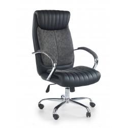 Biuro kėdė LIGOL, TILT mechanism. 62/52/105-115/46-56 cm, juoda
