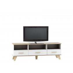 TV staliukas MOLDA, 160/40/53 cm, medis