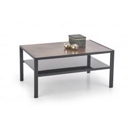 Kavos staliukas OMEGA, 100/55/42 cm, ruda