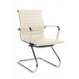Biuro kėdė PRESTIGE, 61/55/88 cm, kreminė